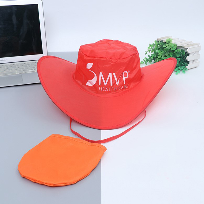 OEM Promotional Advertisement Portable Sun Visor Hat