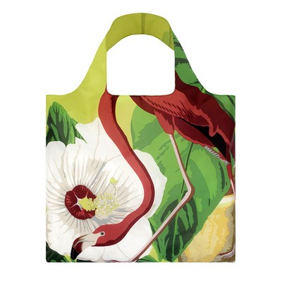 Polyester Washable Folding Reusable Shopping Bags